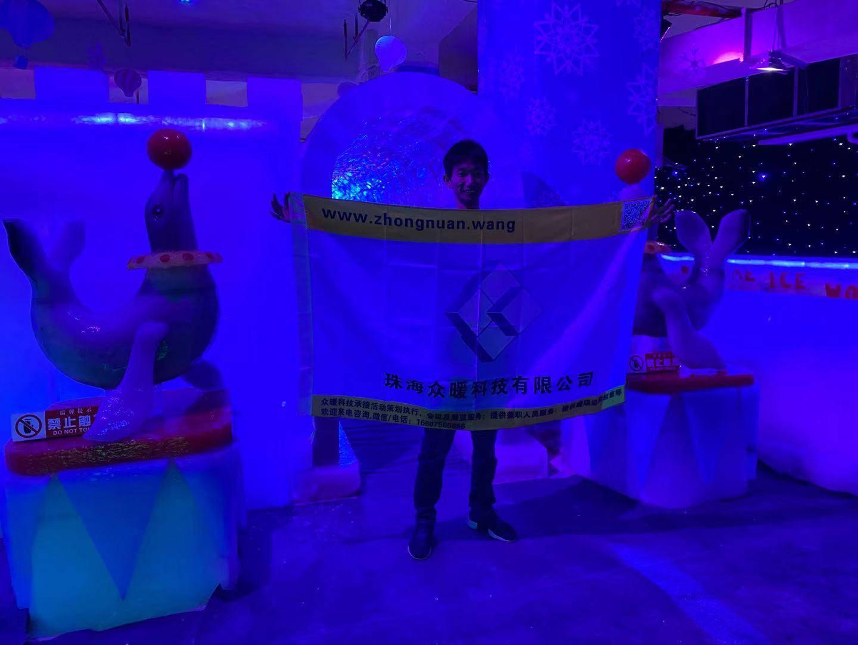 冰雕搭建定制 冰雕公司