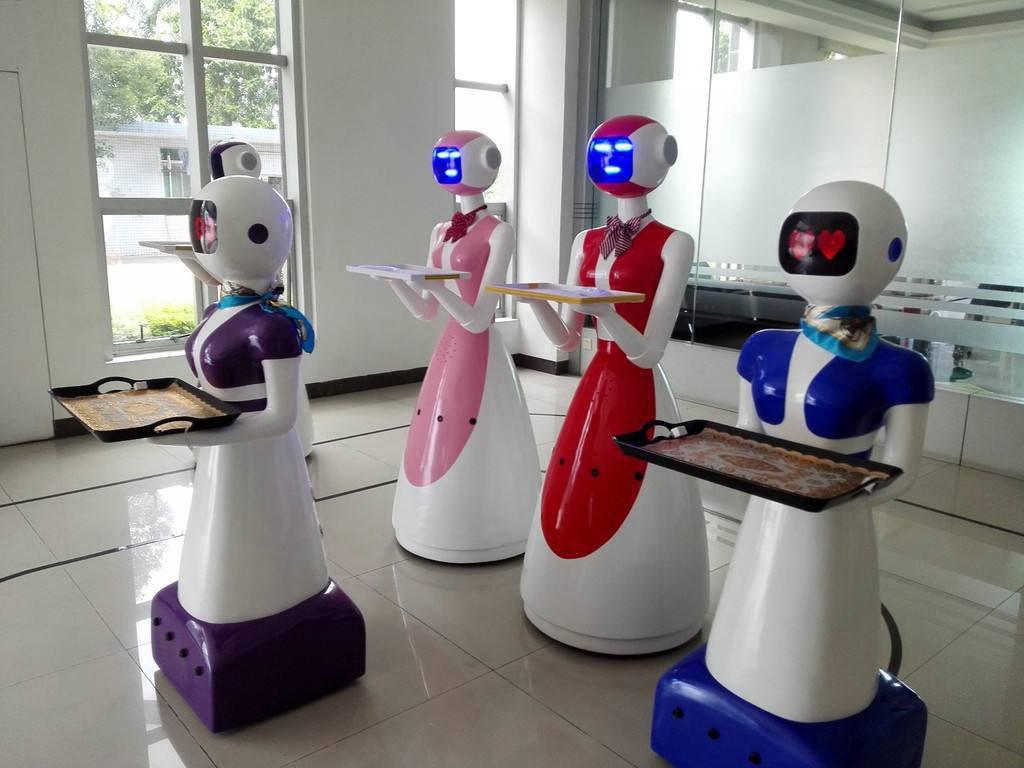 VR设备租赁 机器人租售